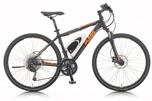 eCross - KTM E-Bike